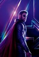 Avengers Infinity War poster 013 Textless