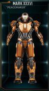 Armure d'Iron Man MK XXXVI (Terre-199999)