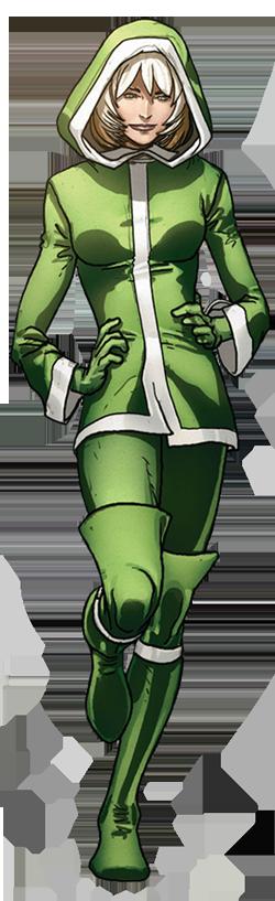 Rogue (Anna Marie) (Tierra-616) 002