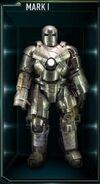 Armure d'Iron Man MK I (Terre-199999)
