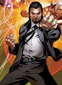 Mandarin (Tierra-616) from Invincible Iron Man Vol 1 511 cover