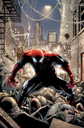 Superior Spider-Man Vol 1 1 Camuncoli Variant Textless