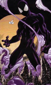 USM 34 Black Spider-Man