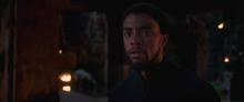 Т Чалла узнает, что случилось с Н Джобу - Черная пантера