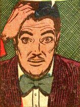 Bruce Baxter (Earth-616) from Mystery Tales Vol 1 1 0001
