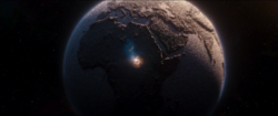 Vibranium-Earth