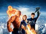 Фантастическая четвёрка (фильм, 2005)