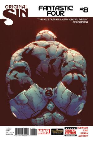 Fantastic Four Vol 5 8
