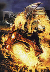 Ghost Rider Vol 7 5 Textless