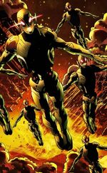 Ultron Sentinels from Marvel War of Heroes 001