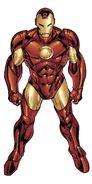 Armure d'Iron Man MK XXXIV