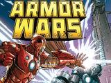 Guerra das Armaduras Vol 1 ½