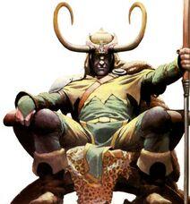 Loki Laufeyson (Earth-616)