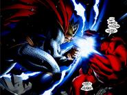 Thor Odinson Vs Hulk Rojo