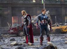 Avengers Captain America 007