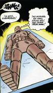 Iron Man Mark I (Primera Aparición)