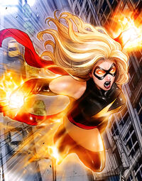 Ms. Marvel Vol 2 46 page - Carol Danvers (Earth-616)