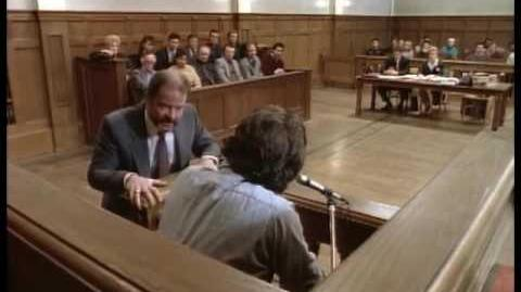 Trial of The Incredible Hulk - Court room Hulkout
