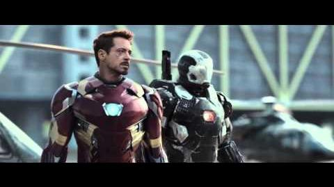 Captain America Civil War TV Spot 4