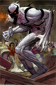 Edward Brock (Earth-616) as Anti-Venom