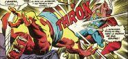Bi-Bestia vs Thor Odinson