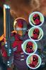 Invincible Iron Man Vol 2 1 Variante de Liefeld SinTexto
