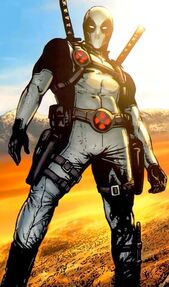 Wade Wilson (Earth 616)