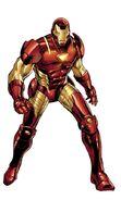 Armure d'Iron Man MK XX