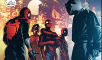 Edge of Spider-Verse Issue 1 Spider-Man Noir Meets His Alternate Versions