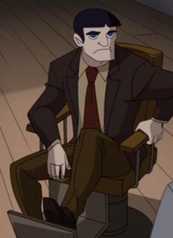 Quentin Beck (Tierra-26496) de The Spectacular Spider-Man (serie animada) Temporada 1 10