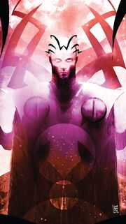 Thane (Thanos' son) (Earth-616) from Legendary Star-Lord Vol 1 10 variant cover