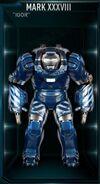 Armure d'Iron Man MK XXXVIII (Terre-199999)