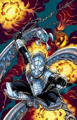 Traje Armor Spider