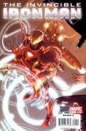 Invincible Iron Man Vol 1 1