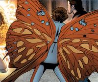 Batterfly-Girl's wings