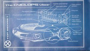 Cyclops' Visor 001