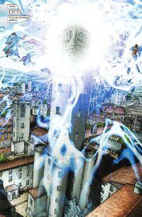 UFF 39 Diablo is locked in the tower