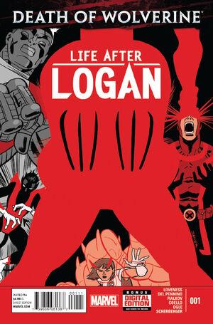 Death of Wolverine Life After Logan Vol 1 1