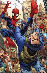 USMA 2 Spider-Man and Shoker