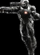 Armure War Machine MK III (Terre-199999)