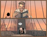John Jonah Jameson reads Peter Parker's journal
