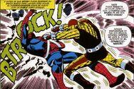 Shocker (Herman Schultz) vs Spider-Man (Peter Parker)