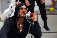 Iron Man 2 Ivan Vanko is calling Tony Stark