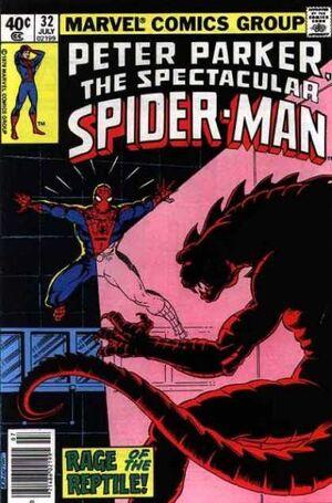 Peter Parker, O Espetacular Homem-Aranha Vol 1 32