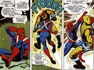 Shocker (Herman Schultz) (Tierra-616) vs Spider-Man (Peter Parker) (Tierra-616)