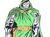 Armadura del Doctor Doom