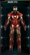 Armure d'Iron Man MK VIII (Terre-199999)