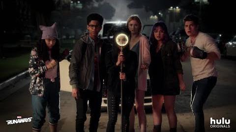 Marvel's Runaways Trailer 2