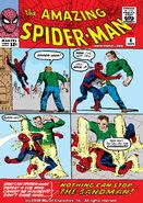 O Espantoso Homem-Aranha Vol 1 4