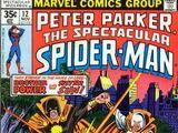 Peter Parker, O Espetacular Homem-Aranha Vol 1 12